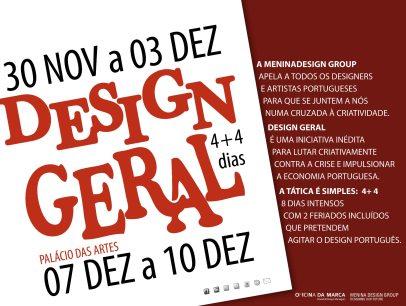 design geral